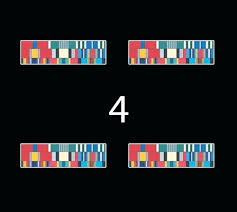 Army Unit Awards Chart Army Rack Builder Blessedechoes Org