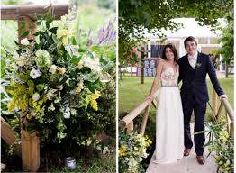 Country Style Wedding Photos