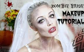 how to do dead bride makeupmakeup how to zombie bride