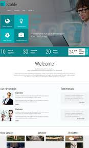 free html5 web template 80 free html5 website templates