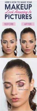 makeup tips for looking your best in photos here s how to do your makeup so