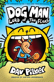 'Dog Man: <b>Lord of the</b> Fleas' Gets 3 Million First <b>Printing</b> | Hollywood ...