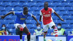 Rangers 2 - 2 Arsenal - Match Report ...