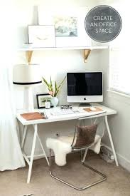 office desk for small spaces. Wonderful Office Desks For Small Spaces Ikea Office Awesome White U2026  Intended And Desk I