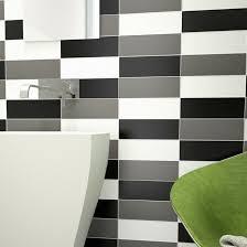 matt brick wall tiles matt white tap to expand