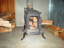 wood stove fire low and slow is best