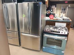 The Kitchen Appliance Store We Sell Used Appliances All Our Used Washers And Dryers Are