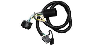 connect your car lights to your trailer lights the easy way towed vehicle wiring kit at Car Tow Light Wiring