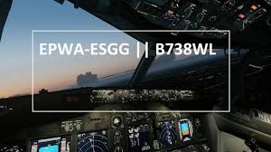 Esgg Charts P3d V4 5 Epwa Esgg Using Latest Navigraph Charts