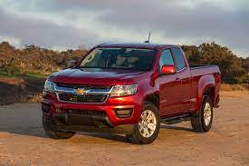 2020 Chevrolet Colorado Chevy Review Ratings Specs Prices And Photos The Car Connection