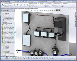 tms cadcentre solidworks in scotland solidworks premium wire harness design software at Wiring Harness Design Solidworks