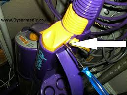 dyson dc03 switch removal and cable replacement dyson dc03 on off button removal