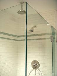 shower head too high low
