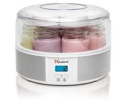 euro week full kitchen: amazoncom euro cuisine ymx automatic digital yogurt maker kitchen amp dining