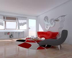 Modern Interior Design Living Room Interior Design Decoration On Great Yellow White Decor Compact