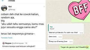 Menelusuri alamat ip menggunakan command prompt. 7 Chat Ngeprank Ke Pasangan Ini Ujungnya Malah Bikin Nyesek Hot Liputan6 Com