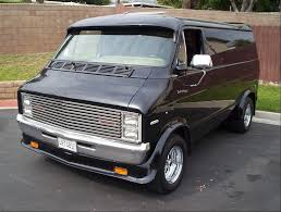110 best vans images on Pinterest | Chevy vans, Custom vans and ...