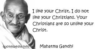Gandhi Quotes On Christianity Best Of Mahatma Gandhi Quotes About Christianity