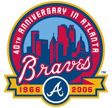 Atlanta Braves   Will.i.am Axl   Pinterest   Logos, Anniversary logo ...