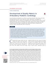 Glendale Pediatrics Dosage Chart Pdf Development Of Quality Metrics In Ambulatory Pediatric