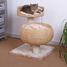 PetPals Eco Friendly Cat Tree Furniture & Towers