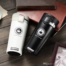 2019 premium travel vacuum flask coffee mug stainless steel thermos tumbler cups water thermocup gifts 350ml 500ml