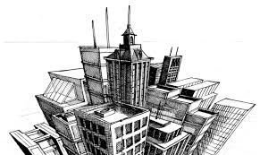 A Step By Step Tutorial On The Basics Of Three Point Perspective