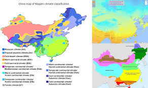 The 6 Climate Zones Of China Climatelist