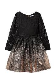 Blush By Us Angels Tulle Dress Toddler Little Girls Hautelook