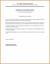 certificate of employment sample resume reference certificate of employment sample employment certificate letter sample jpg