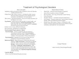 student generated study guide for the ap psychology examination  treatment of psychological disorders
