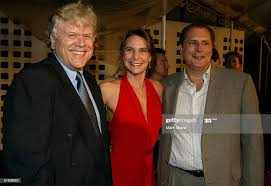 Producers Howard Baldwin, Karen Baldwin and Stuart Benjamin arrive at...  News Photo - Getty Images