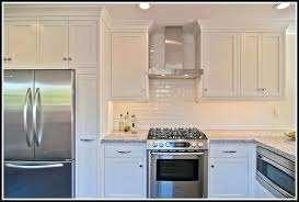beveled subway tile backsplash white beveled subway tile off white beveled subway tile backsplash