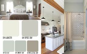 home color schemes interior. Fixer Upper Inspired Color Schemes For The One Who Can\u0027t Make Up Her Mind - Weathered Fox Home Interior D