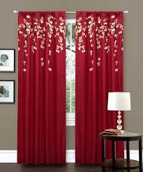 bright red sheer curtains bright red sheer curtain panels blue pink curtains muarju c bedroom curtains