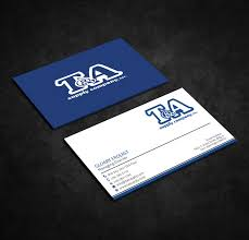 entry 16 for t a supply tas flooring business card design