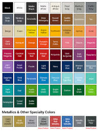 Avery Color Chart Coloringwall Co