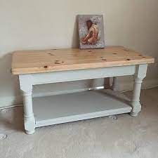 5 out of 5 stars (1) total ratings 1, $139.09 new. Refurbished Painted Country Farmhouse Vintage Pine Coffee Table In Linen Pine Coffee Table Coffee Table Farmhouse Refurbished Coffee Tables