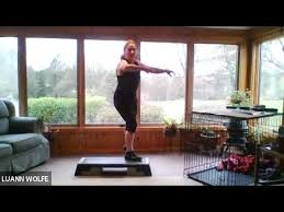 Step Works with LuAnn Wolfe - YouTube