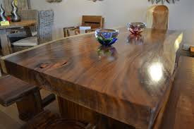 solid wood dining table uk