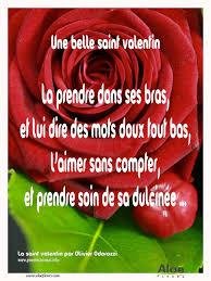 Citations Damour Et Saint Valentin Une Belle Saint Valentin 2