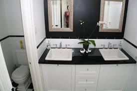 black and white bathroom furniture. Black And White Bathroom Tile Ideas Furniture O