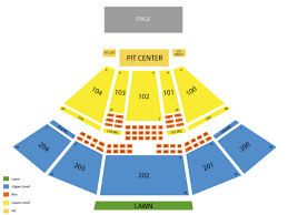 Susquehanna Bank Center Seating Chart Virtual 50 Valid Bb T Seating Chart For Concerts