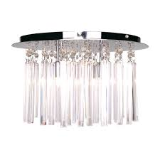 emily prism bar flush ceiling light free delivery