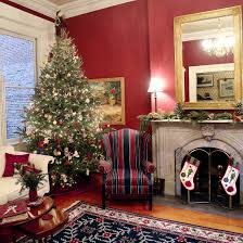 Xmas Living Room Country Christmas Decorating Ideas Home Country Christmas