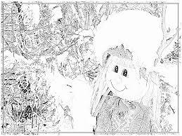 Coloriage Neige Bon Noel A Tous Les Enfants Du Monde 1 Dscn1898