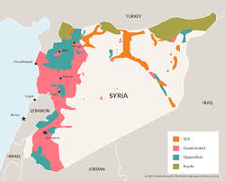 Image result for Syrian war
