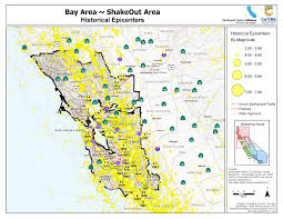great shakeout earthquake drills  bay area