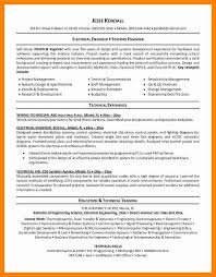 Certified Process Design Engineer Sample Resume 100 electrical engineer resume sample letter signature 89