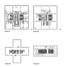 Sears Tower - Willis Tower - Data, Photos \u0026 Plans - WikiArquitectura